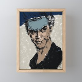 Expressionism Framed Mini Art Print