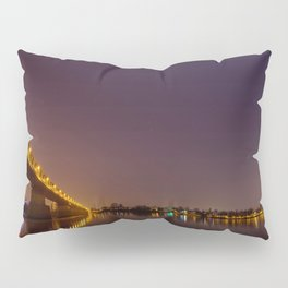 Stars above the Danube Pillow Sham