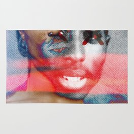 ON THE OTHER SIDE - #ALLEYEZONME Rug