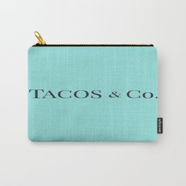 Tacos & co Carry-All Pouch