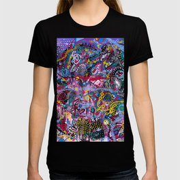 """""""racing thoughts"""" T-shirt"""