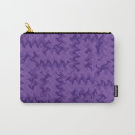 Color Purple Carry-All Pouch