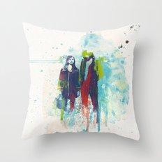 Pyromania Throw Pillow