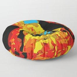 San Antonio Electric Floor Pillow