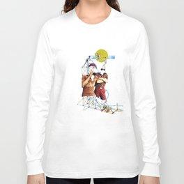 Roller Coaster Long Sleeve T-shirt