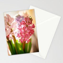 Hyacinth Sunray Stationery Cards