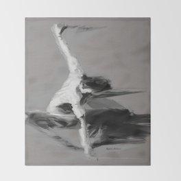 Dance Moves I Throw Blanket