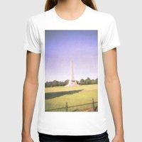 dublin T-shirts featuring Dublin Skies by jonnykam