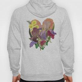 Tender Heart Bouquet Hoody
