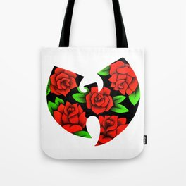 Roses Wutang Tote Bag