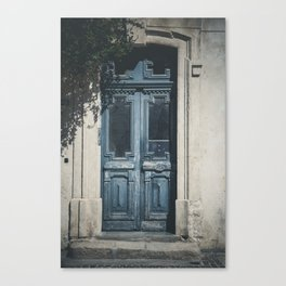 Italian Door II Canvas Print