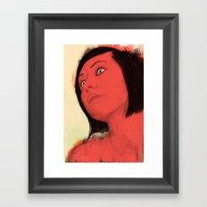 Quivver Framed Art Print