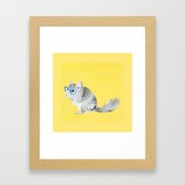 Chin Chin Framed Art Print