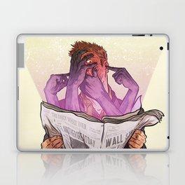 Fresh Disinformation Laptop & iPad Skin
