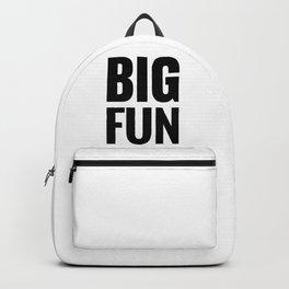 BIG FUN - HEATHERS INSPIRED Backpack