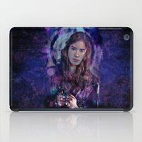 amy pond iPad Cases featuring Amy Pond by Sirenphotos