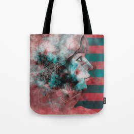 Wonder Into The Future Tote Bag