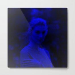 Elizabeth Debicki - Celebrity (Dark Fashion) Metal Print