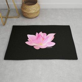 Simply lotus  Rug