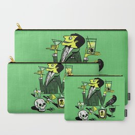 Drinks With The Mad Scientist Next Door Carry-All Pouch