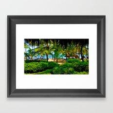 Dreams Punta Cana Framed Art Print