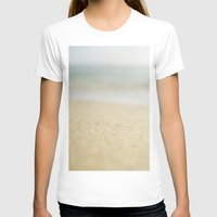 sand T-shirts featuring Sand by Pure Nature Photos