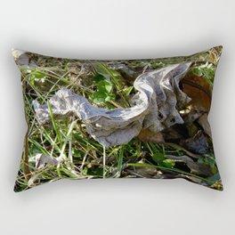 Nature Litter Rectangular Pillow