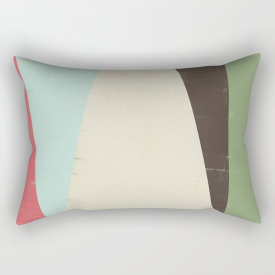 HERE VI Rectangular Pillow