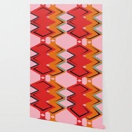 Red Arrowhead Wallpaper