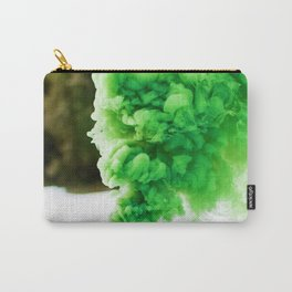 Green Smoke (Color) Carry-All Pouch