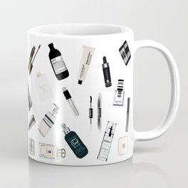 The Black & White shelf Coffee Mug