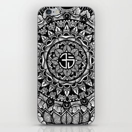 Buddhist Mandala  iPhone Skin