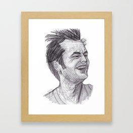 Jack (MacMurphy) Framed Art Print