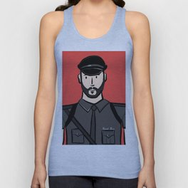 Beard Boy: Alberto Unisex Tank Top