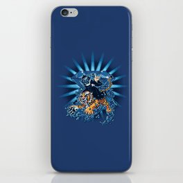 Holy Diver iPhone Skin