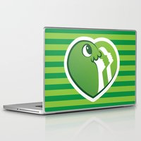 pagan Laptop & iPad Skins featuring Pagan Scouts by Pagan Holladay