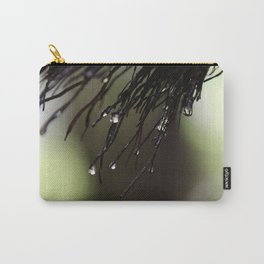 Green Drops Carry-All Pouch
