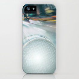 Life in the Fast Lane III iPhone Case