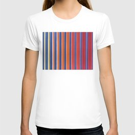 Hot & Cold Stripes T-shirt