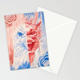 Chinese American Stationery Cards