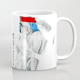 Nudegrafia - 007   Invisible and imaginary Coffee Mug