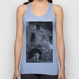 Ghosts of the past Unisex Tank Top