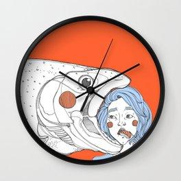 Sushi Attack Wall Clock