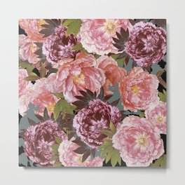the packed pink Metal Print