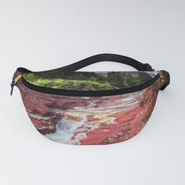 Waterton Red Rock Canyon Photography Fanny Pack