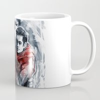 sterek Mugs featuring sterek III by AkiMao