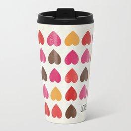 LOVE ASS Travel Mug