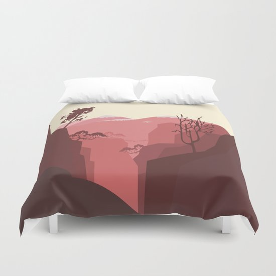 My Nature Collection No. 31 Duvet Cover