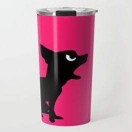 Angry Animals: Chihuahua Travel Mug