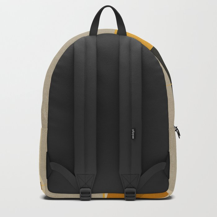 Geometric/Abstract 8 Backpack